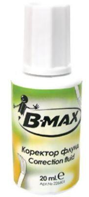 Kоректор четка BMAX 20ml.