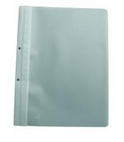 PVC папка DONAU A4 сива