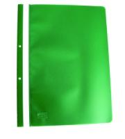 PVC папка DONAU A4  св. зелена