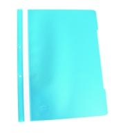 PVC папка DONAU A4 св. синя