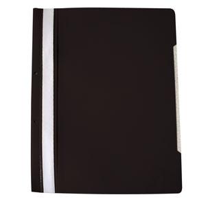 PVC папка DONAU A4 черна