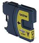 BROTNER(LC980)MFC250C/290/DCP 145/165c-Yellow