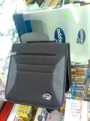 Addison чанта-органайзер за 240 сd/dvd