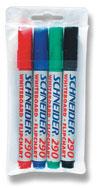 Kомплект маркер  Scheider бяла дъска