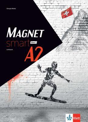 Magnet Smart - ниво A2: Учебник по немски език, 11 кл. - изд. Клет България